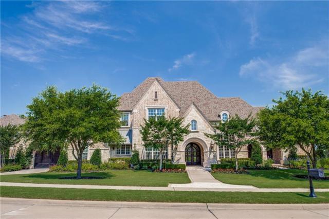 1105 Stone Cottage Lane, Mckinney, TX 75069 (MLS #14110305) :: Vibrant Real Estate
