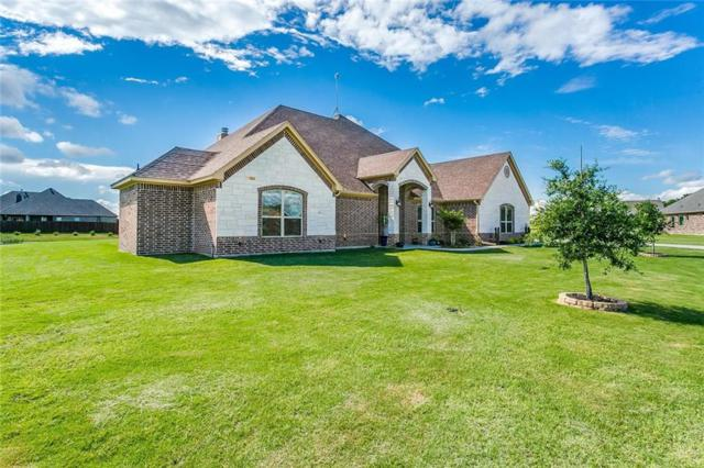 107 Brock Court, Millsap, TX 76066 (MLS #14110320) :: Hargrove Realty Group