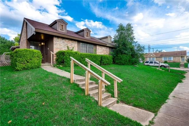 7270 Pineberry Road, Dallas, TX 75249 (MLS #14110398) :: The Hornburg Real Estate Group
