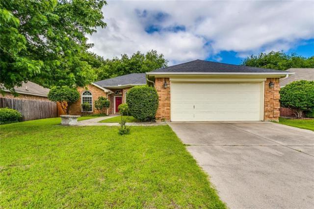 717 Sawyer Drive, Saginaw, TX 76179 (MLS #14110429) :: The Hornburg Real Estate Group