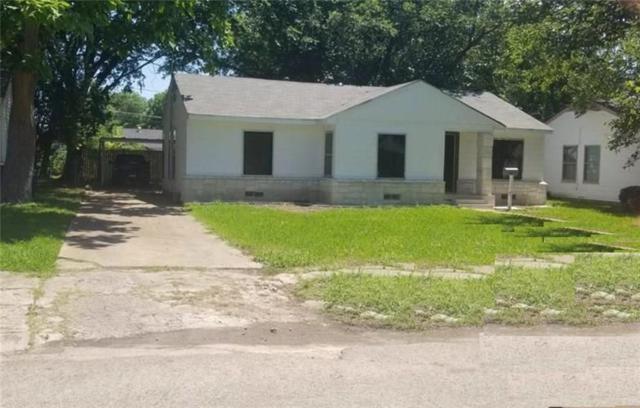 1916 S Farola Drive, Dallas, TX 75228 (MLS #14110448) :: Robbins Real Estate Group