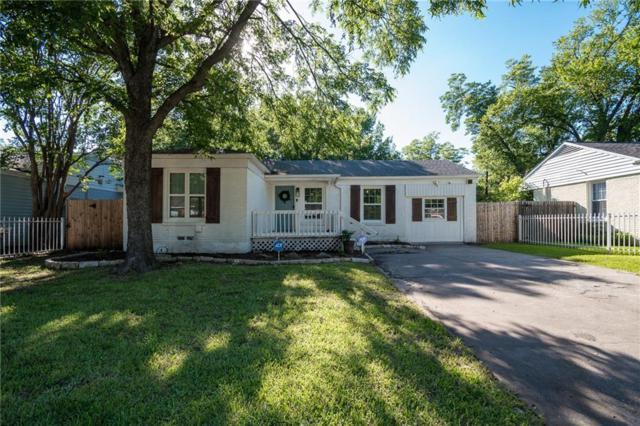 10633 Cayuga Drive, Dallas, TX 75228 (MLS #14110470) :: The Heyl Group at Keller Williams
