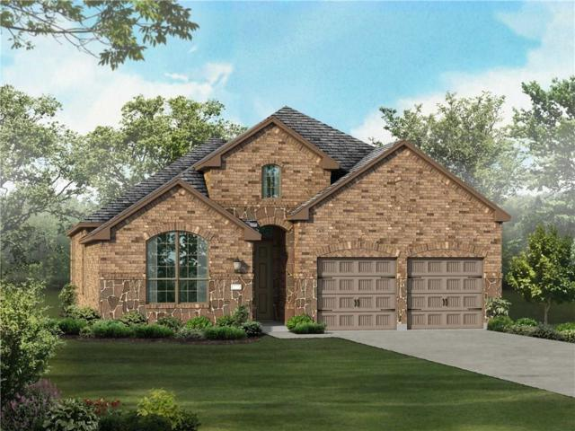 16413 Bidwell Park Drive, Prosper, TX 75078 (MLS #14110473) :: RE/MAX Town & Country
