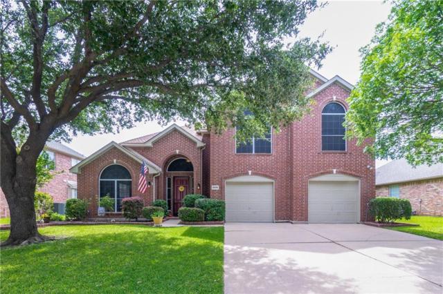 2408 Red Cedar Lane, Flower Mound, TX 75028 (MLS #14110475) :: Team Hodnett