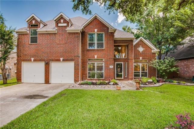 510 Austin Creek Drive, Grapevine, TX 76051 (MLS #14110477) :: The Tierny Jordan Network