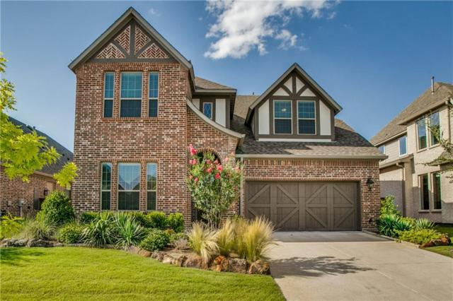 544 Bannerdale Boulevard, Frisco, TX 75036 (MLS #14110519) :: Vibrant Real Estate