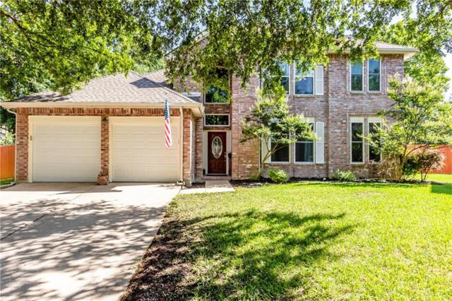 5321 Fort Concho Drive, Fort Worth, TX 76137 (MLS #14110541) :: Robinson Clay Team