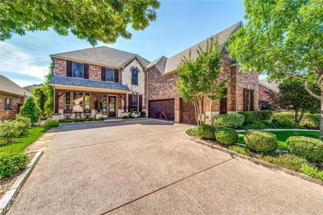5834 Crescent Lane, Colleyville, TX 76034 (MLS #14110544) :: RE/MAX Town & Country
