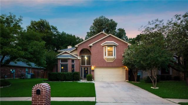 2724 Ridgemere Drive, Flower Mound, TX 75028 (MLS #14110546) :: The Rhodes Team