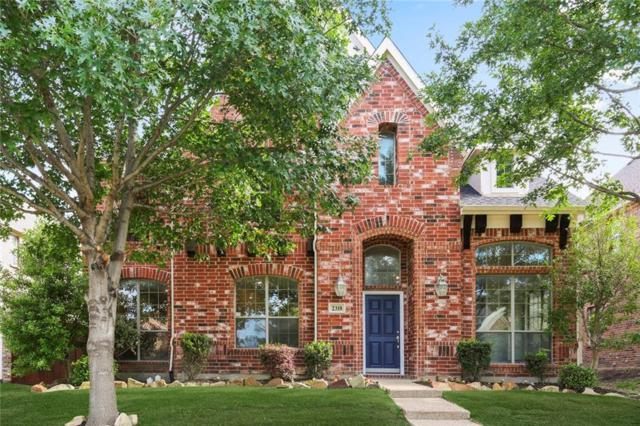 2318 Kittyhawk Drive, Frisco, TX 75033 (MLS #14110568) :: RE/MAX Town & Country