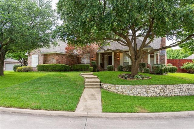 2702 Suzanne Drive, Rowlett, TX 75088 (MLS #14110601) :: Baldree Home Team