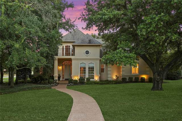 115 Creekway Bend, Southlake, TX 76092 (MLS #14110633) :: RE/MAX Town & Country