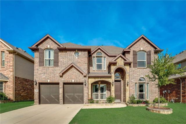 9628 Yerba Mansa Lane, Fort Worth, TX 76177 (MLS #14110664) :: Century 21 Judge Fite Company