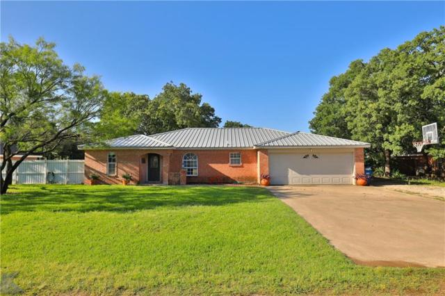 1109 Devin Drive, Clyde, TX 79510 (MLS #14110722) :: The Heyl Group at Keller Williams