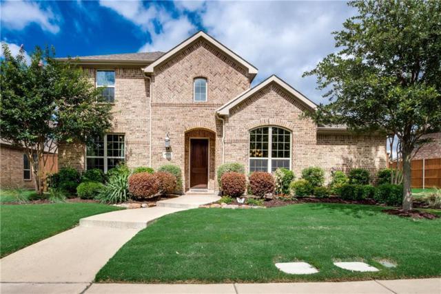 8739 Markham Drive, Frisco, TX 75035 (MLS #14110731) :: The Heyl Group at Keller Williams
