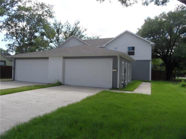 621 Knight Lane, Irving, TX 75060 (MLS #14110761) :: RE/MAX Landmark
