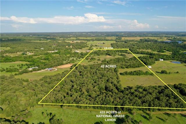 00 County Road 2788, Sunset, TX 76270 (MLS #14110783) :: The Tierny Jordan Network