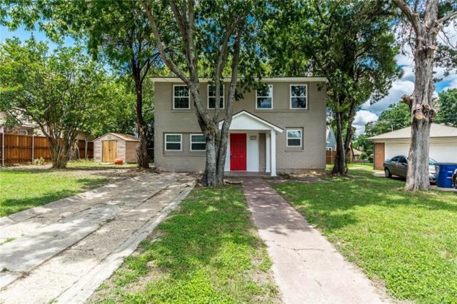 2123 Cedar Crest Boulevard, Dallas, TX 75203 (MLS #14110793) :: The Heyl Group at Keller Williams