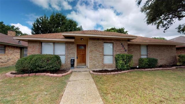 4516 N Colony Boulevard, The Colony, TX 75056 (MLS #14110810) :: The Heyl Group at Keller Williams