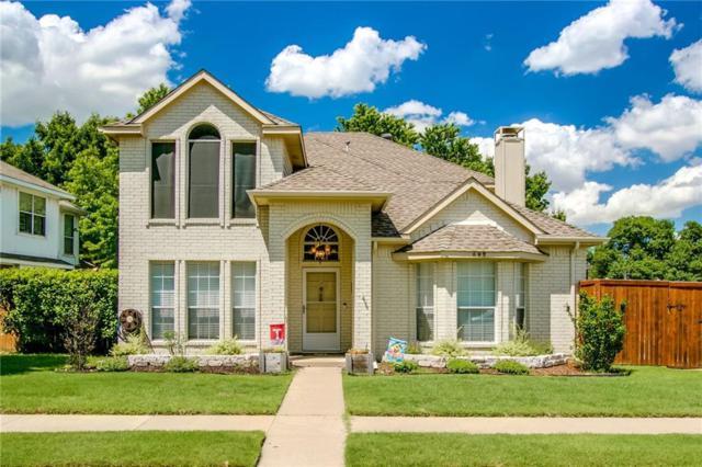 542 Village Green Drive, Coppell, TX 75019 (MLS #14110892) :: Lynn Wilson with Keller Williams DFW/Southlake