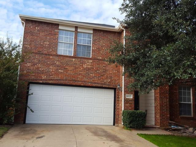 4025 Apple Street, Fort Worth, TX 76040 (MLS #14110931) :: The Real Estate Station