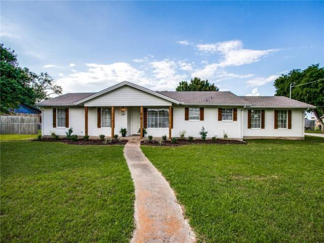 640 E Gee Street, Pilot Point, TX 76258 (MLS #14111023) :: RE/MAX Town & Country