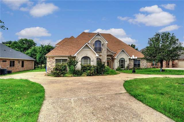 2924 Preston Club Drive, Sherman, TX 75092 (MLS #14111065) :: The Heyl Group at Keller Williams