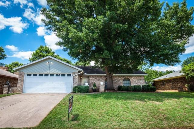 111 Ginger Lane, Euless, TX 76039 (MLS #14111112) :: Baldree Home Team