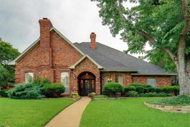 4100 Lexington Parkway, Colleyville, TX 76034 (MLS #14111114) :: The Tierny Jordan Network
