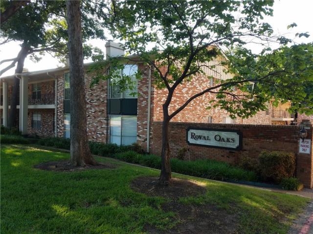 7806 Royal Lane #119, Dallas, TX 75230 (MLS #14111169) :: Kimberly Davis & Associates