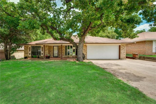 7532 Beckwood Drive, Fort Worth, TX 76112 (MLS #14111175) :: Vibrant Real Estate