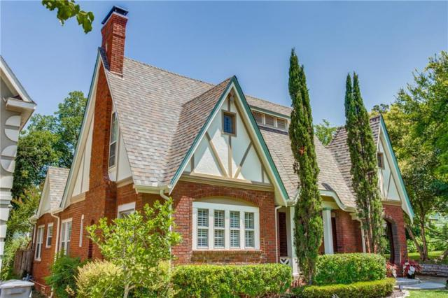 2835 W Brooklyn Avenue, Dallas, TX 75211 (MLS #14111194) :: Kimberly Davis & Associates