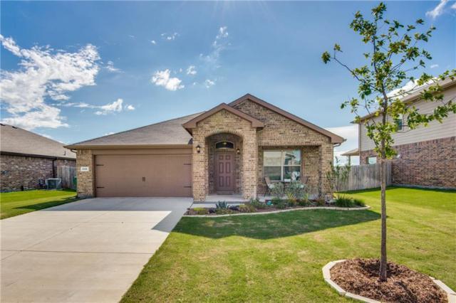 246 Oaklawn Drive, Ponder, TX 76259 (MLS #14111209) :: Van Poole Properties Group