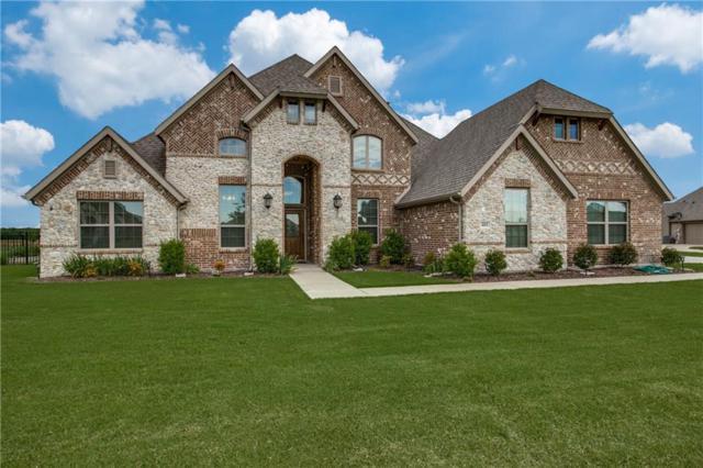 401 Wagon Court, McLendon Chisholm, TX 75032 (MLS #14111220) :: The Heyl Group at Keller Williams