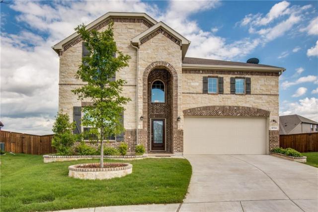 16724 Spence Park Lane, Prosper, TX 75078 (MLS #14111221) :: Van Poole Properties Group