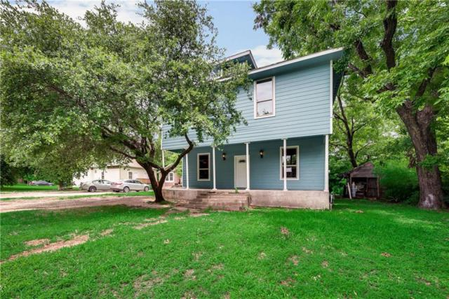 613 S 14th Street, Corsicana, TX 75110 (MLS #14111269) :: RE/MAX Town & Country