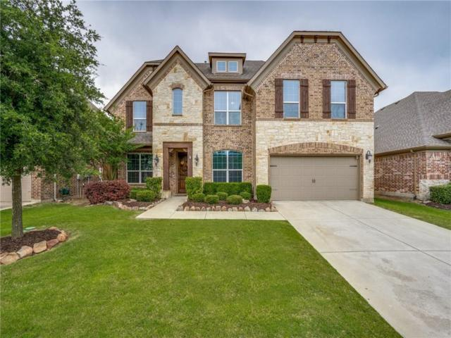 8313 Saint Clair Drive, Mckinney, TX 75071 (MLS #14111302) :: The Heyl Group at Keller Williams