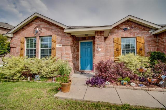 110 Robin Lane, Forney, TX 75126 (MLS #14111311) :: Lynn Wilson with Keller Williams DFW/Southlake
