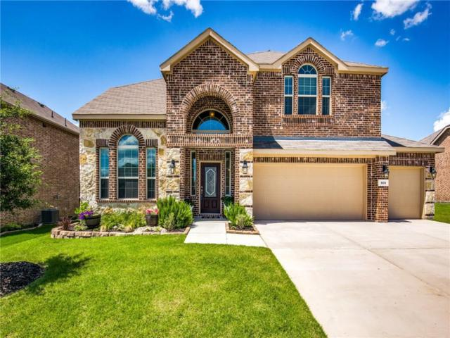 573 Lake Bluff Avenue, Oak Point, TX 75068 (MLS #14111313) :: The Heyl Group at Keller Williams