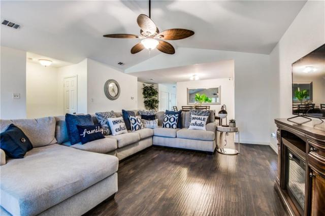 4128 Caldwell Avenue, The Colony, TX 75056 (MLS #14111324) :: The Heyl Group at Keller Williams