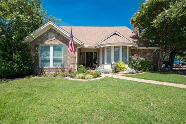 5017 Dawnwood Court, Arlington, TX 76017 (MLS #14111347) :: The Heyl Group at Keller Williams