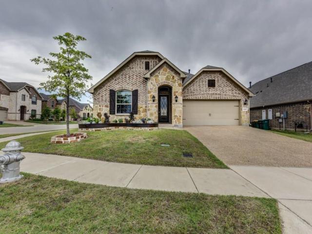 2283 Prairie Glen Street, Lewisville, TX 75056 (MLS #14111380) :: RE/MAX Town & Country
