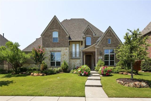 861 Timmaron Drive, Allen, TX 75013 (MLS #14111383) :: Kimberly Davis & Associates