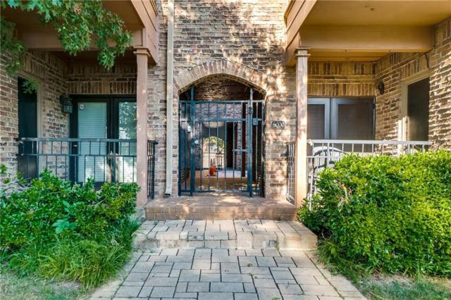 6002 Auburndale Avenue F, University Park, TX 75205 (MLS #14111397) :: Vibrant Real Estate