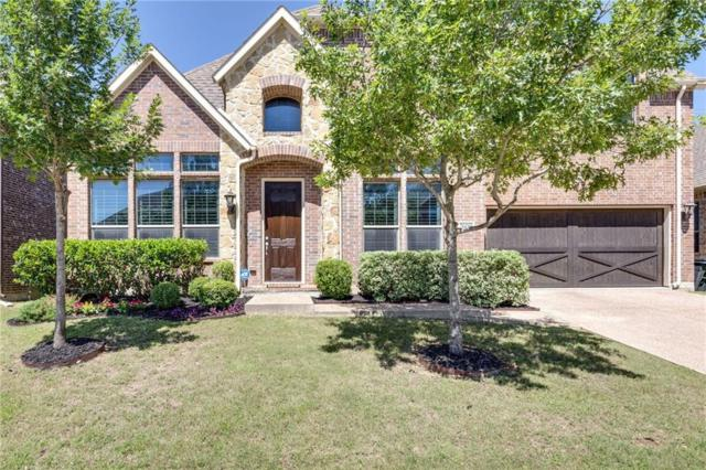 7609 Stamp Drive, North Richland Hills, TX 76182 (MLS #14111403) :: RE/MAX Town & Country