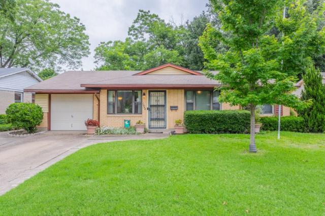 13444 Glenside Drive, Farmers Branch, TX 75234 (MLS #14111408) :: The Chad Smith Team