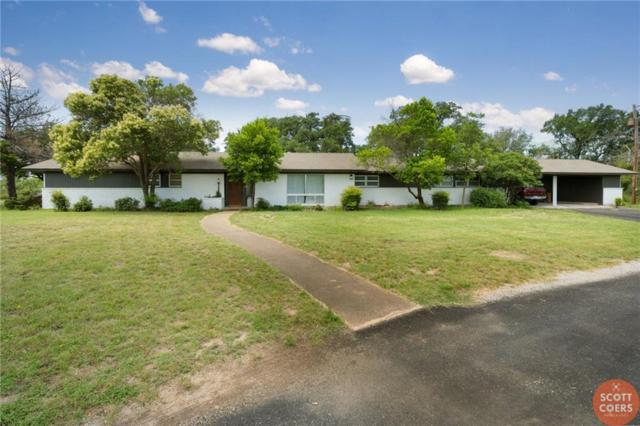 4415 Austin Avenue, Brownwood, TX 76801 (MLS #14111410) :: RE/MAX Town & Country