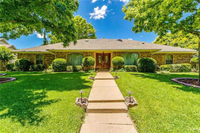 6954 Battle Creek Road, Fort Worth, TX 76116 (MLS #14111418) :: Team Hodnett