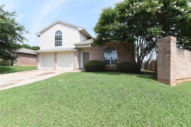 1600 Merritt Drive, Mansfield, TX 76063 (MLS #14111424) :: Baldree Home Team