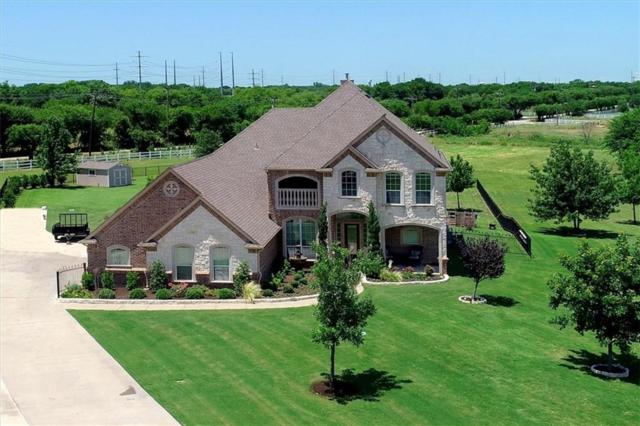 11955 Hackney Court, Haslet, TX 76052 (MLS #14111429) :: RE/MAX Town & Country